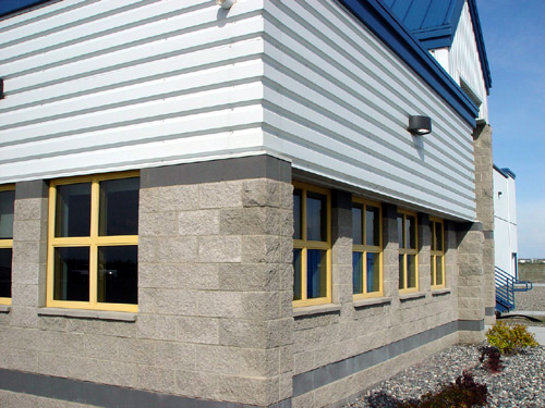 Commercial Steel Buildings And Block : Tcprep